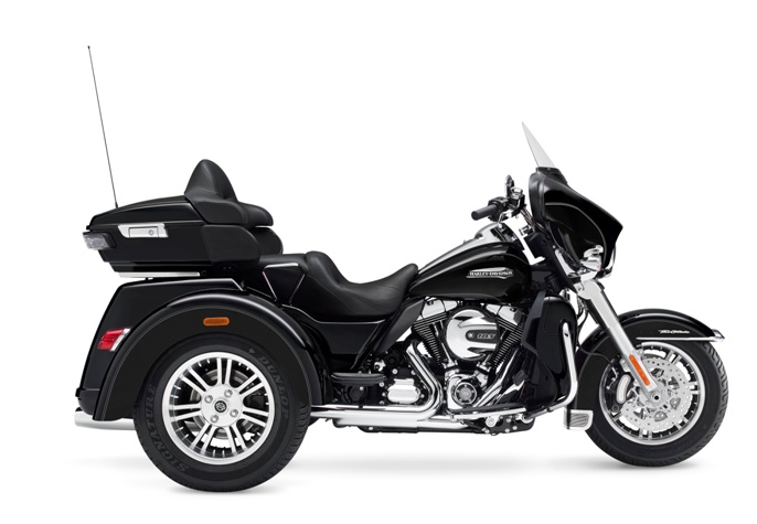 2016 Tri Glide Ultra. Trike. JAPAN ONLY